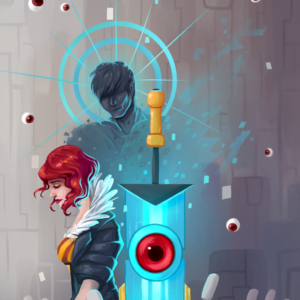 Fan-art piece for the game Transistor